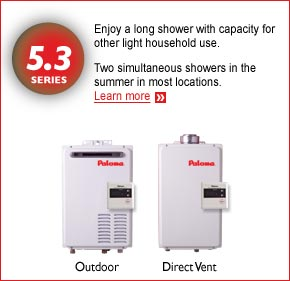 paloma tankless water heater. Site Navigation Paloma Tankless Water Heater